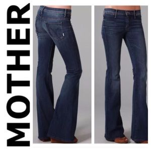 🐞MOTHER The Curfew Skinny Bootcut jean size 25